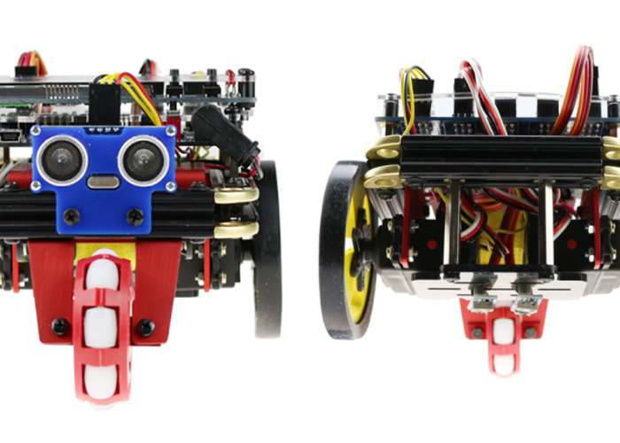 EMoRo Educational Arduino Robot