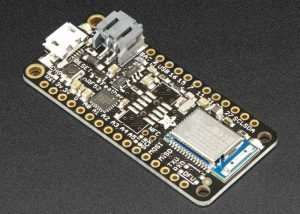 Feather nRF52 Bluefruit LE Easy-To-Use Development Board Now Available Form Adafruit