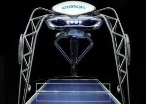 Forpheus Ping Pong Robot (video)