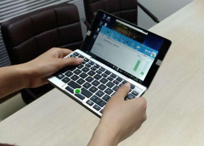 GPD Pocket Laptop Prototype