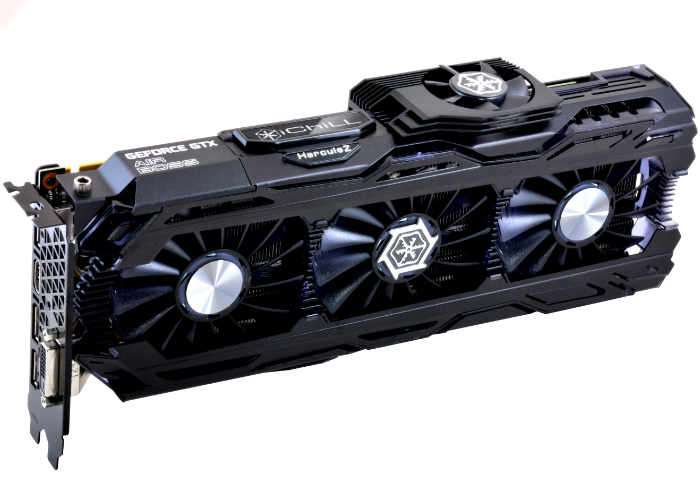 GeForce GTX 1080 Ti iChiLL