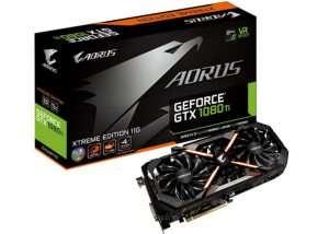 Gigabyte GeForce GTX 1080 Ti AORUS Xtreme Edition Graphics Card Unveiled