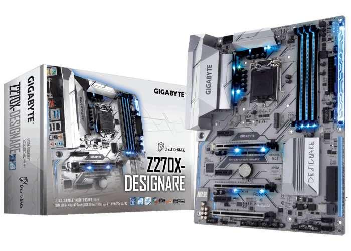 Gigabyte Z270X-Designare Motherboard