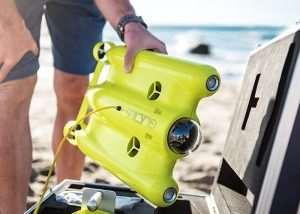 Gladius Ultra HD 4K Underwater Drone (video)