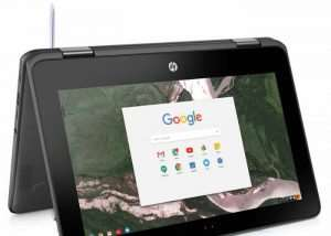 Rugged HP Chromebook x360 11 G1 Education Edition Unveiled