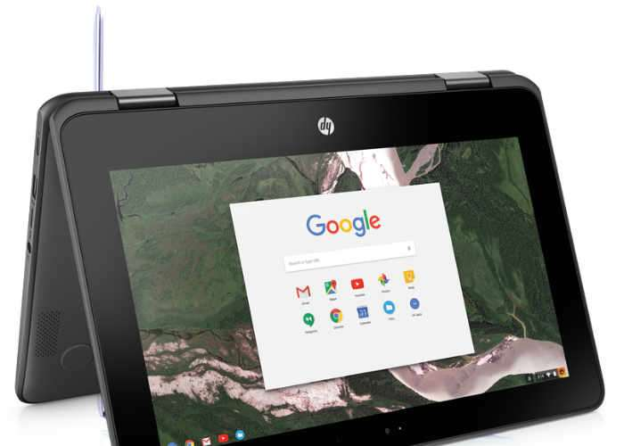 Google reveals another education-focused Chromebook, this time from HP