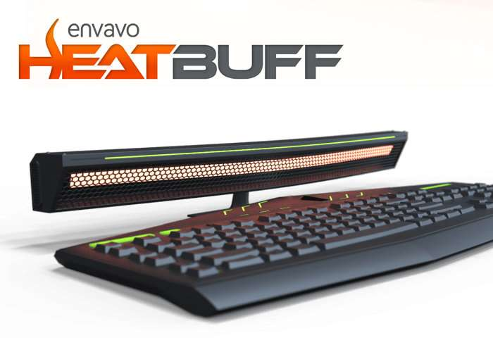 Heatbuff keyboard heater