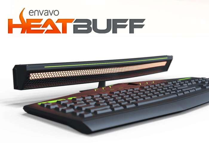 Heatbuff keyboard heater