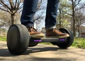 Hoverboard Created By Mark Cuban Launches On Kickstarter Next Month