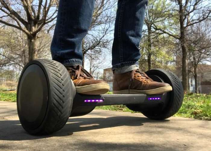 Hoverboard Created By Mark Cuban