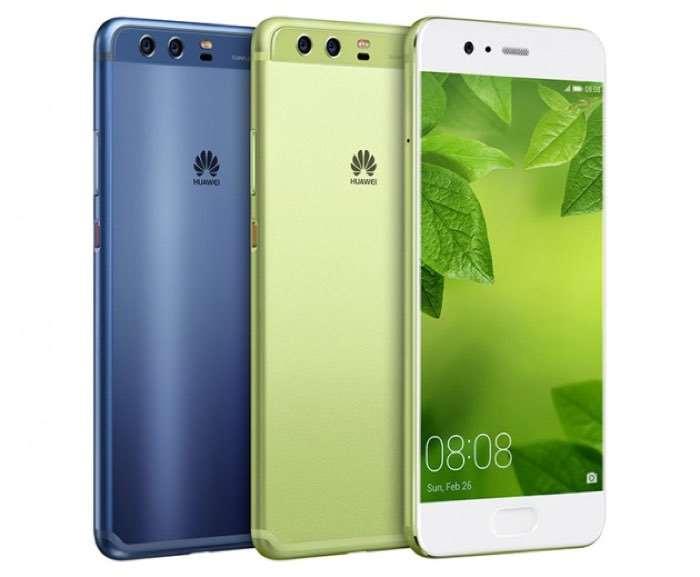 Unlocked Huawei P10