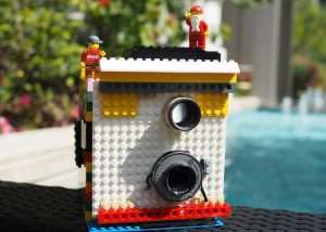 Awesome Instax Magic LEGO Camera (video)