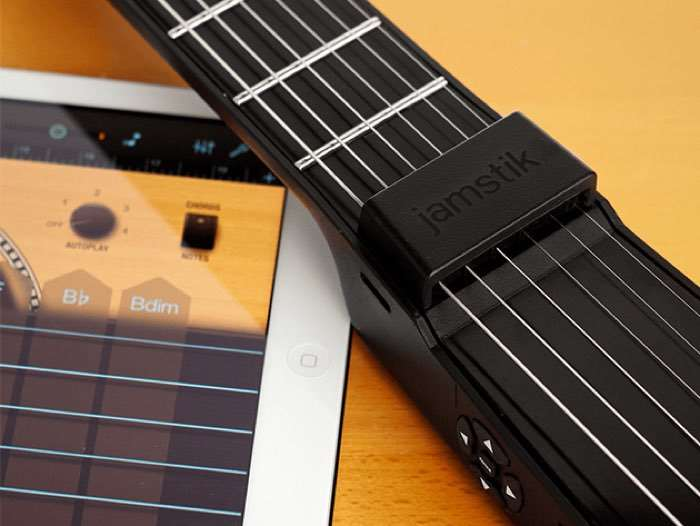 Get The Jamstik Wireless Smart Guitar And Save 40%