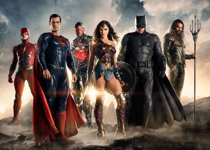 Justice League 2017 Film