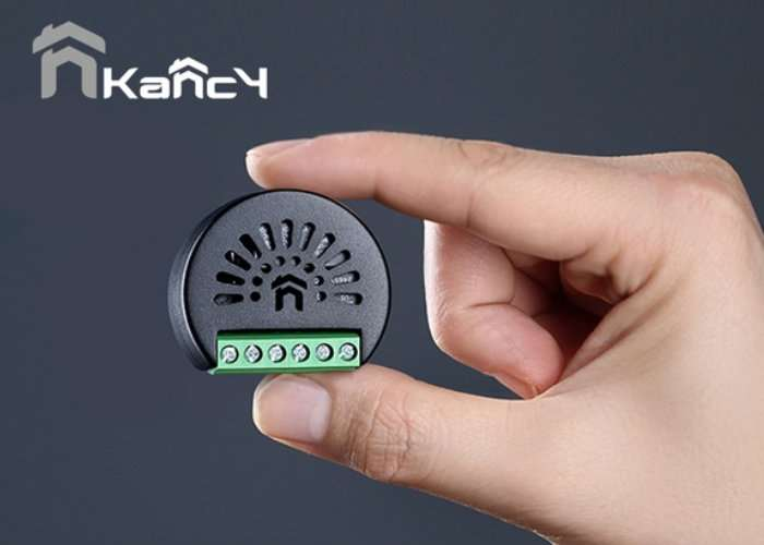 Kancy Wireless Smart Switch For The Internet Of Things (video)