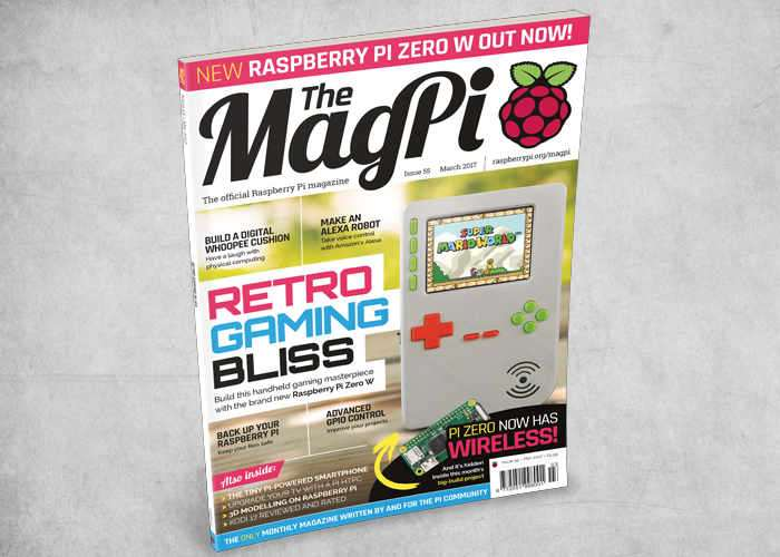 Latest Raspberry Pi Magazine