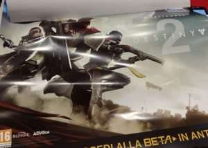 Leaked Destiny 2 Poster Confirms September 2017 Availability