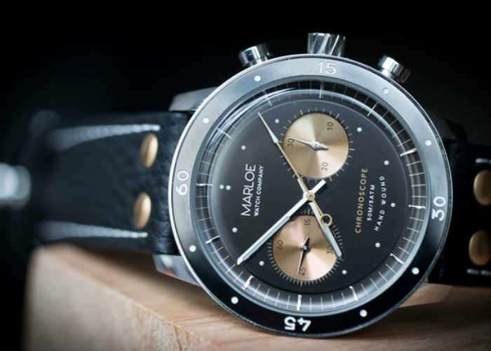 Lomond Chronoscope Watch Created By Marloe