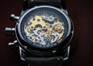 Lomond Chronoscope Watch Created By Marloe (video)