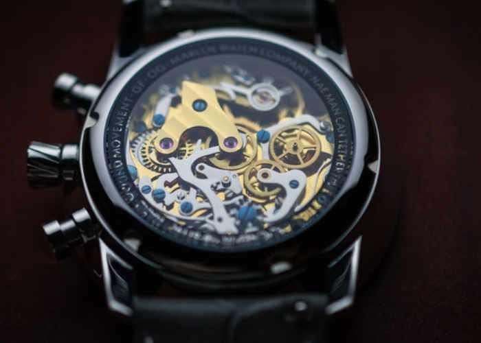 Lomond Chronoscope Watch Created By Marloe