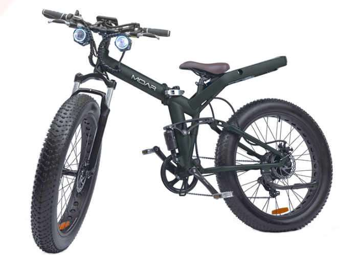 MOAR Fat Tire Electric Bike