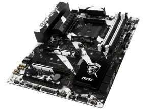 MSI X370 Krait Gaming Motherboard Unveiled