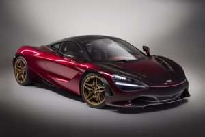 Custom McLaren MSO 720S Velocity Announced