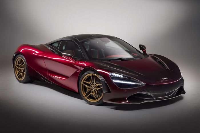 McLaren MSO 720S Velocity