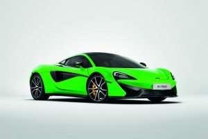 McLaren Sport Series Get Some New Personalisation Options