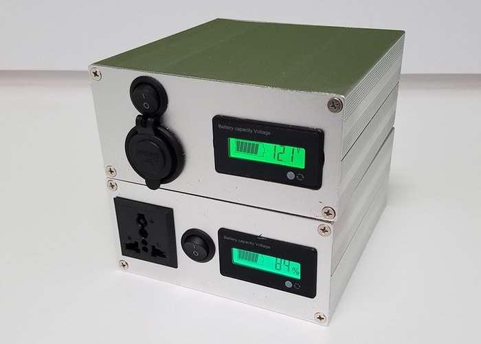 MegaBattery Portable Power Solution