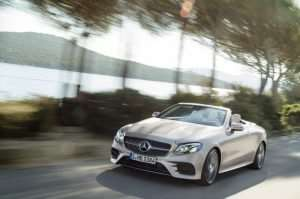Mercedes E Class Cabriolet Appears In Geneva (Video)