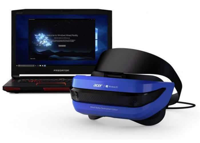 Microsoft Windows Mixed Reality Headset