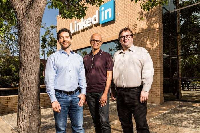 LinkedIn co-founder Reid Hoffman joins Microsoft's board