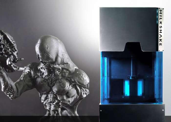 Milkshake3D 3D Printer