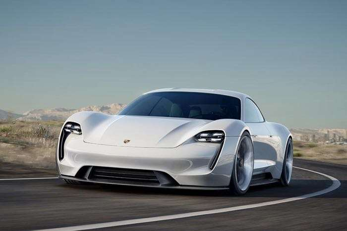 Porsche Chairman Fills In Details On the Electric Mission E