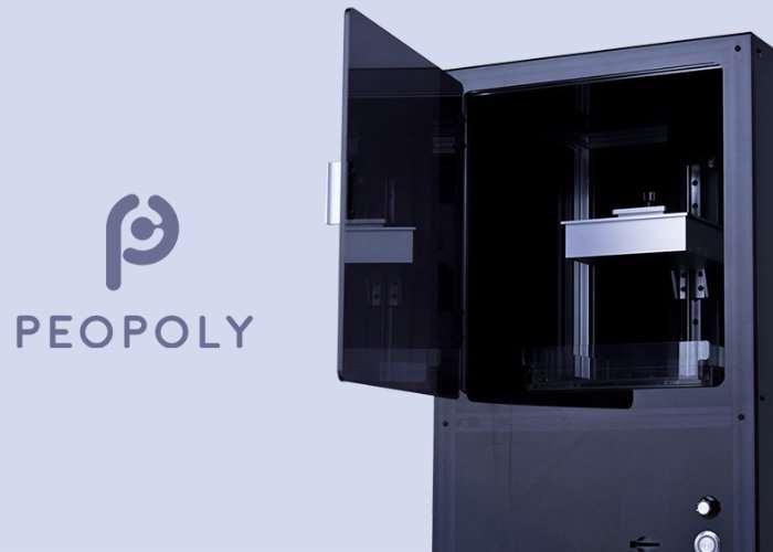 Moai High-Resolution Laser SLA 3D Printer