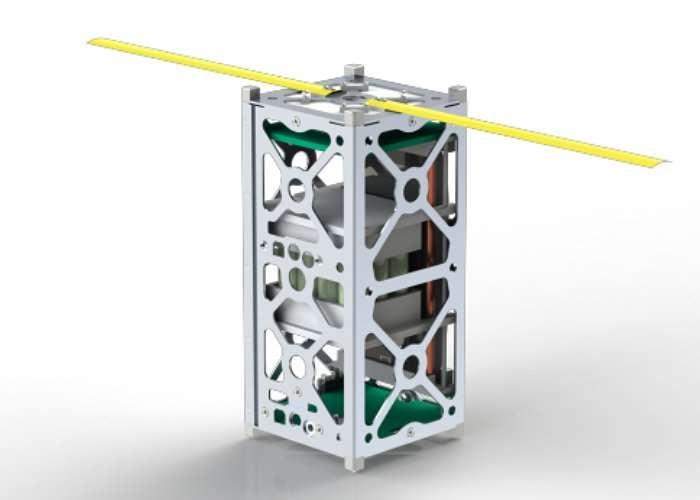 Modular CubeSat Smartphone