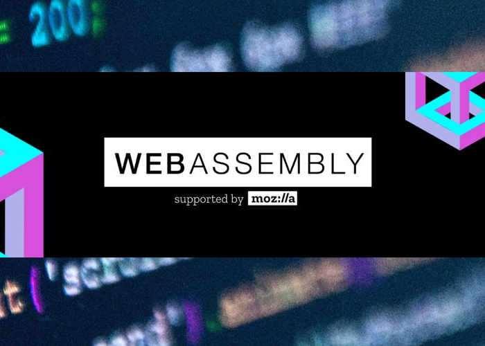 Mozilla Adds WebAssembly