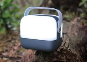 Multipurpose Outdoor Camping Lantern With GPS, Mobile Charger And More