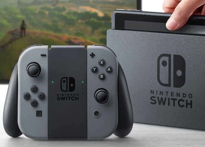 over 80 000 nintendo switch consoles sold in the uk geeky gadgets. Black Bedroom Furniture Sets. Home Design Ideas