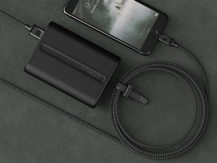 Nomad Ultra Rugged Charging Cables