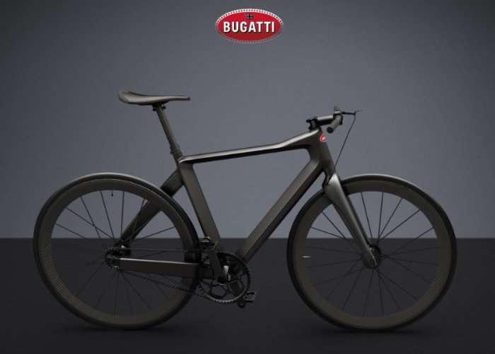 PG x Bugatti Bicycle