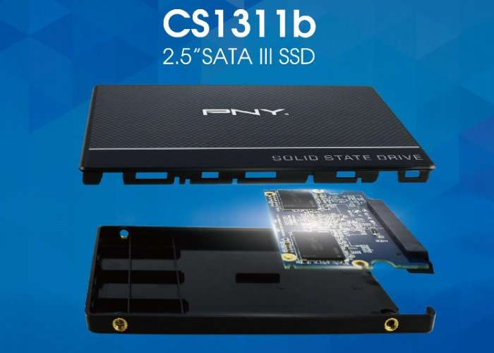 PNY CS1311b Entry-level SSD Series
