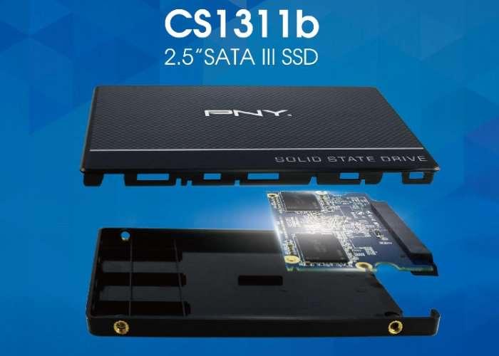 PNY CS1311b Entry-level SSD Series