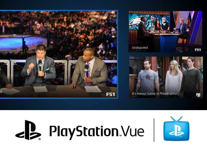 PS Vue Multi-view