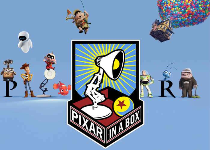 Pixar Free Animation Course Pixar In A Box
