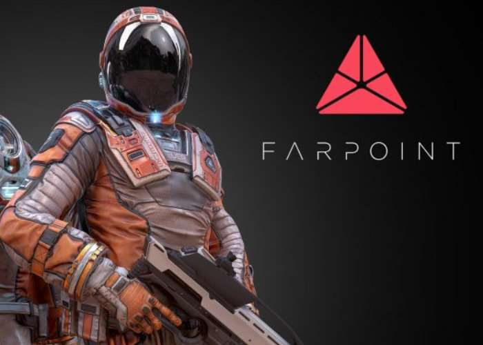 PlayStation VR Farpoint Game Launches