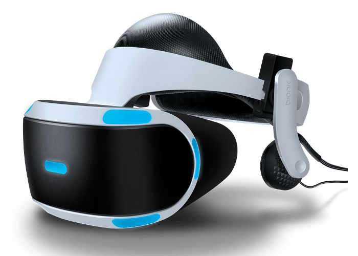 PlayStation VR Mantis Headphones