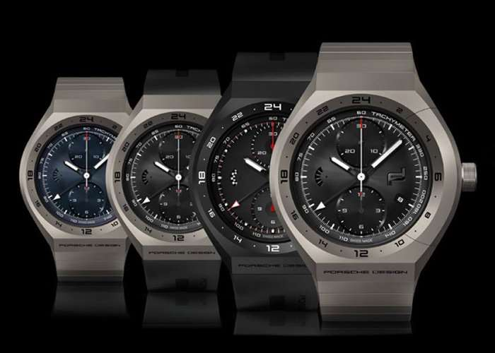Porsche Design Monobloc Actuator Watch