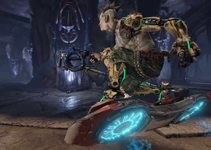 Quake Champions Closed Beta